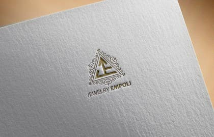 #34 for Design a logo Jewelry Empoli by RealReflection