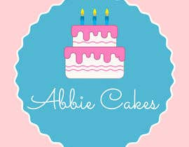 #53 for Logo for Abbie Cakes! by oumaimaansari