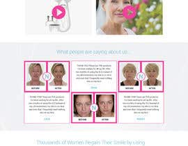 #25 for MODERN AND BEAUTIFUL LANDING PAGE NEEDED FOR BEAUTY COMPANY *URGENT* by nsrn7