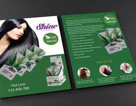 #38 for Design a Flyer of hair care advertising by sarker1