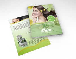 #41 for Design a Flyer of hair care advertising by Tanisha777