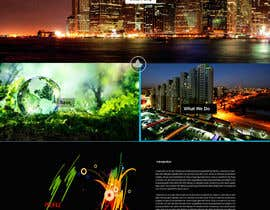 #41 for Start page for web page - find pictures for Smart City by TawfiqTopu