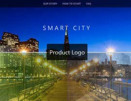 #38 for Start page for web page - find pictures for Smart City by agustinmr1995