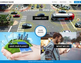 #33 for Start page for web page - find pictures for Smart City by davidnalson