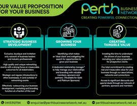 #46 for Design a Value Proposition Statement Flyer by samazran