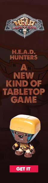 Contest Entry #10 for Web Banner for Tabletop Game