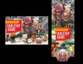 #18 for Web Banner for Tabletop Game by freelancerdez