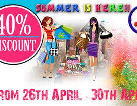 #18 for Design a Banner For Sale Campaign by yvesHabi