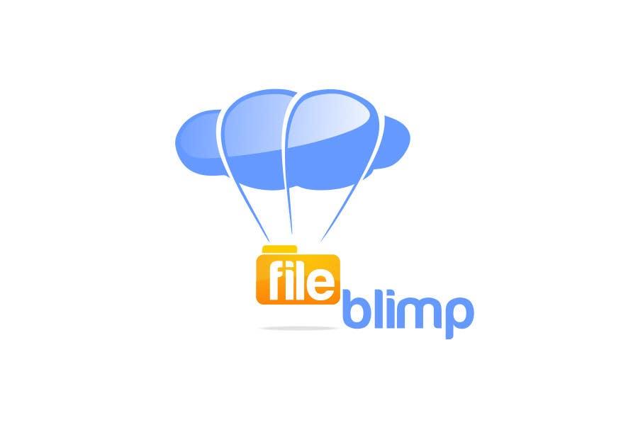 Kilpailutyö #116 kilpailussa Logo Design for fileblimp