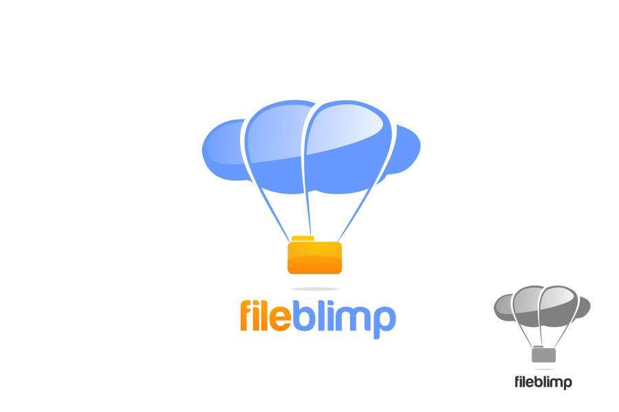 Конкурсная заявка №117 для Logo Design for fileblimp