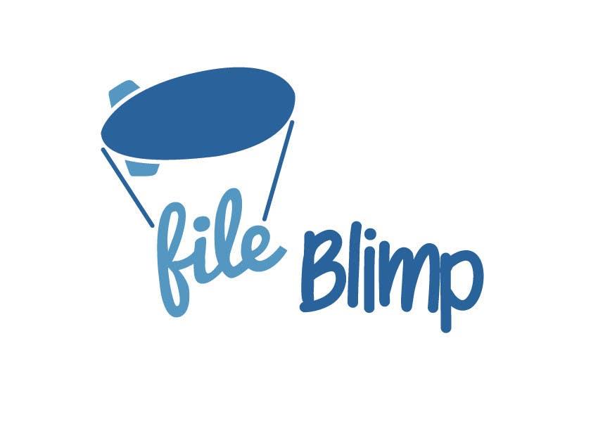Kilpailutyö #14 kilpailussa Logo Design for fileblimp