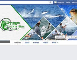#64 for Design a Facebook Banner For A Fishing Shop by yeadul