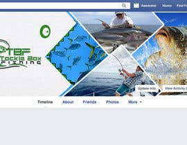 #81 for Design a Facebook Banner For A Fishing Shop by yeadul