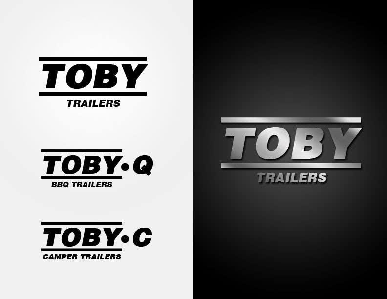 Конкурсная заявка №196 для Logo Design for Toby Trailers