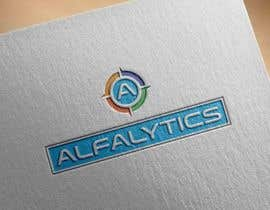 #18 for Design a Logo for Alfalytics by pintu012