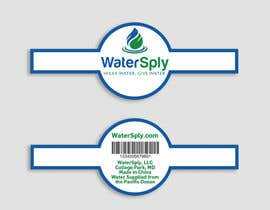 #3 for WaterSply Bracelet Tag by brewersdesignsoc