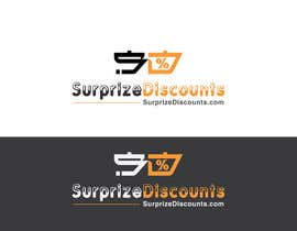 #21 for Design surprizediscounts logo by CreativeDesignA1