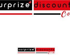 #11 for Design surprizediscounts logo by OscarAFranco