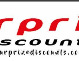 #12 for Design surprizediscounts logo by OscarAFranco