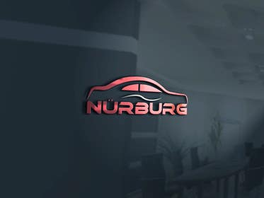 "#143 for Logo design for a high- end automotive detailing company called ""Nürburg Detailing"" by nila124"
