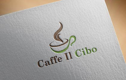 #7 for Caffe Il Cibo -  logo design by Diva01