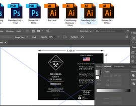 #5 for Redesign Photoshop files in Adobe InDesign by abdurjrauf