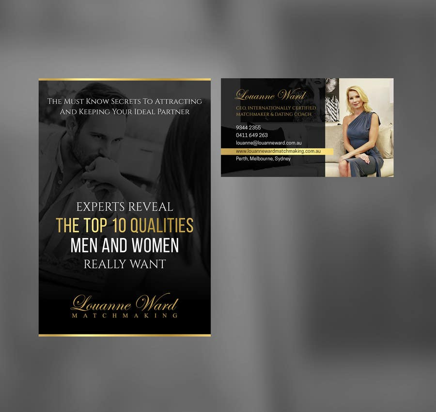 Entry #75 by zdenusik for 2 eBook Covers, Business Card and Email ...