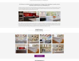 #39 for Design a Website Mockup for Kitchen Business by Oskars89