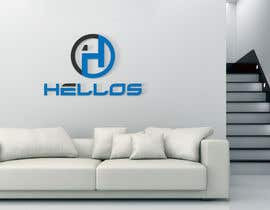 #77 for Design a logo for the company of design and software - HELLOS by graphicground