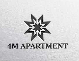 #247 for Design a Logo for 4M Apartments by eddesignswork