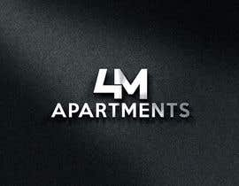 #86 for Design a Logo for 4M Apartments by jahidshuvo35