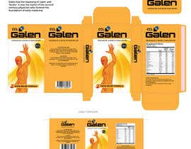 #43 for Label and Carton Design for Over the Counter Drug by sanjaynirmal69