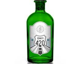 #22 for Absinthe Label Design for a new Craft Distillery by argan13