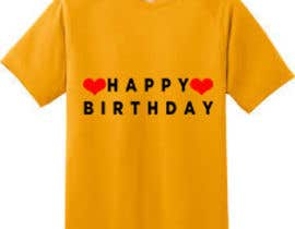 #17 for Design a T-Shirt by chonchol91bd