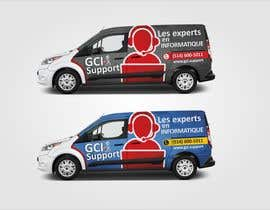 #8 for I need some Graphic Design to be displayed on my commercial van by rozq