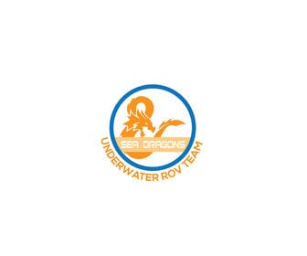 "#38 for Design a Logo for underwater ROV team called the ""Sea Dragons"" by designcr"