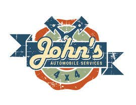 #54 для Logo Design for John's 4x4 Auto Center от Seo07man