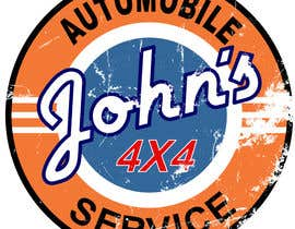#38 for Logo Design for John's 4x4 Auto Center by PCRepairamedics