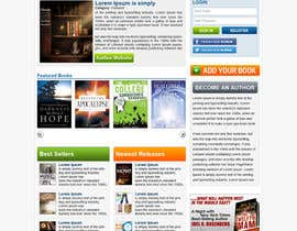 #52 cho Christian Reading Website Home Page Design bởi tania06