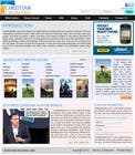 Graphic Design Contest Entry #59 for Christian Reading Website Home Page Design