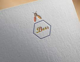 #62 for Design a Logo - The Hardworking Bee by tanber
