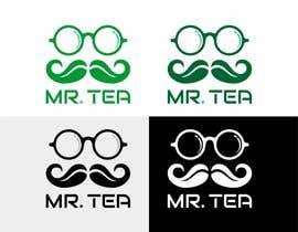 "#49 for ""Mr. Tea"" tea shop logo design by isyaansyari"