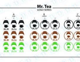 "#48 for ""Mr. Tea"" tea shop logo design by AnthonySayHey"