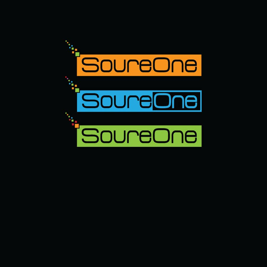 Contest Entry #21 for Design a Logo for SourceOne