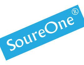 #39 for Design a Logo for SourceOne by farzanamim333