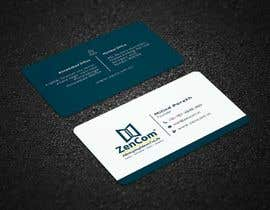 #34 for Design visiting card by yeadul