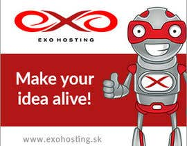 #22 for Design a Banner for Exoweb campaign by andmericano