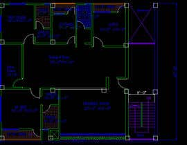 #10 for Update floor plan in existing family home by akforkan
