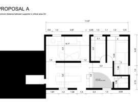 #14 for Update floor plan in existing family home by TamaraLogwiniuk