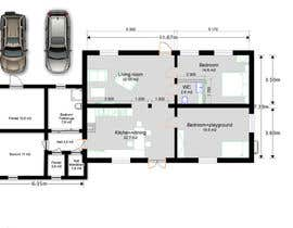 #8 for Update floor plan in existing family home by ameba07